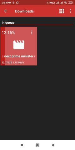 تحميل برنامج NewPipe بديل اليوتيوب اخر اصدار 2020 3
