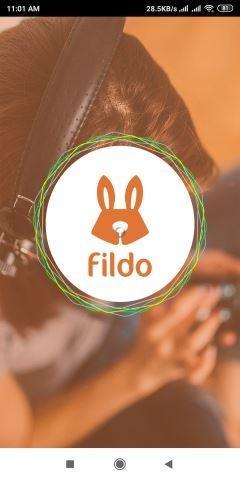 تحميل برنامج Fildo برنامج تنزيل أغاني من اليوتيوب 1