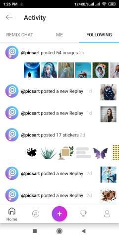 تحميل تطبيق PicsArt apk للاندرويد كامل ومجانى 3