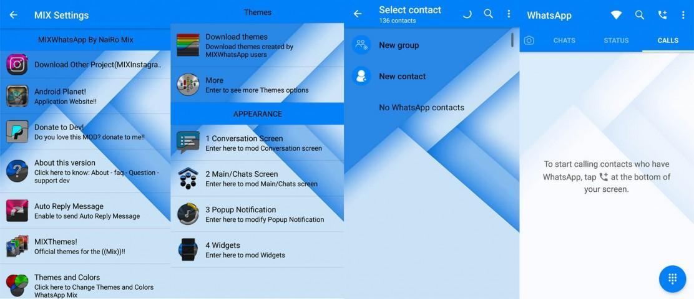 تحميل واتس اب ميكس WhatsApp Mix اخر اصدار 2020 للاندرويد 1