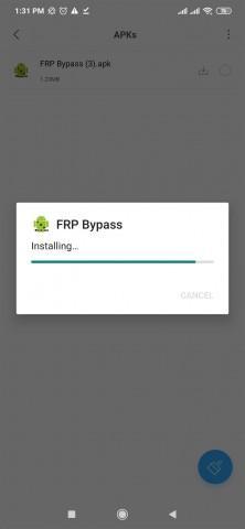 تنزيل تطبيق FRP Bypass للاندرويد 2020 2