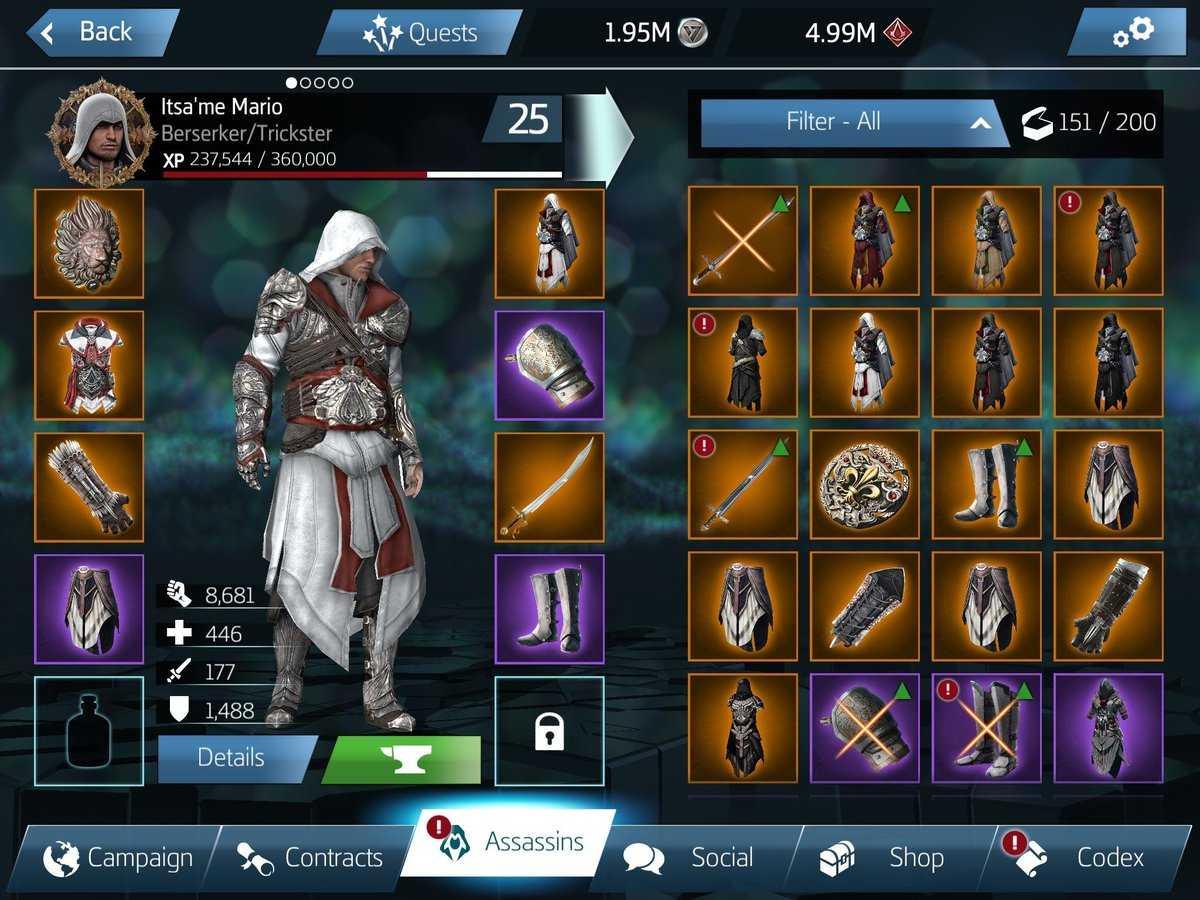 تحميل لعبة التاريخية Assassin's Creed Identity اصدار 2021 كاملة 1