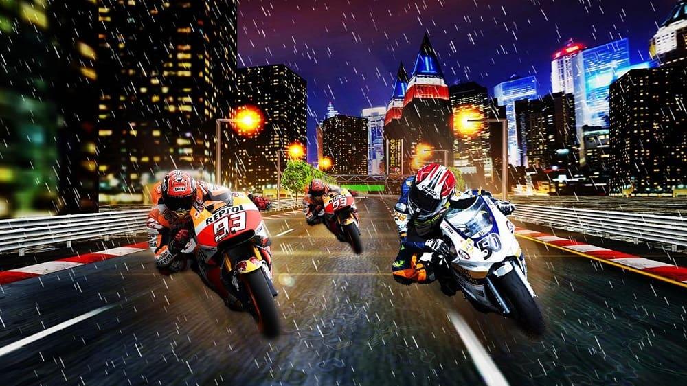 تحميل العبة العالمية Real Bike Racing MOD اصدار 2021 كاملة 1
