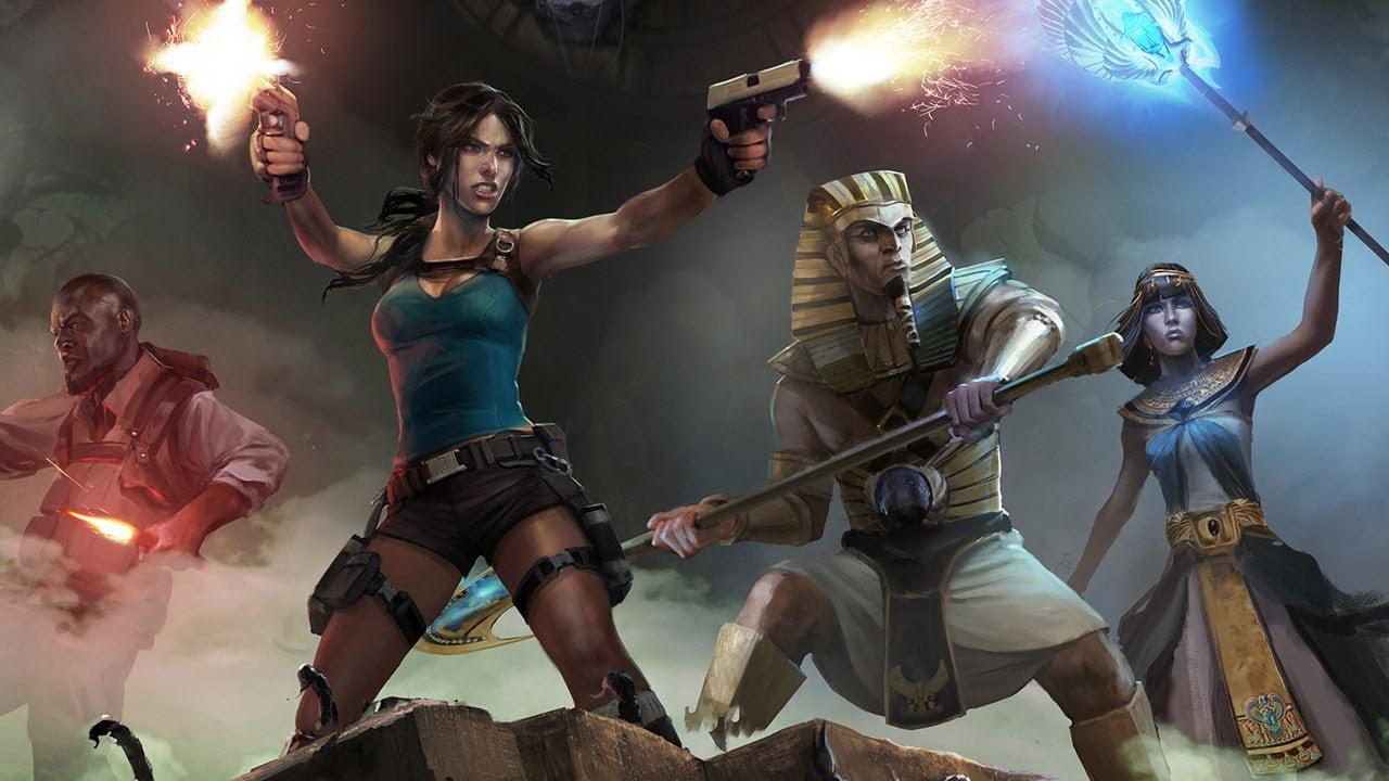 تحميل لعبة المغامرات الجميلة Lara Croft Relic Run MOD اصدار 2021 كاملة 1