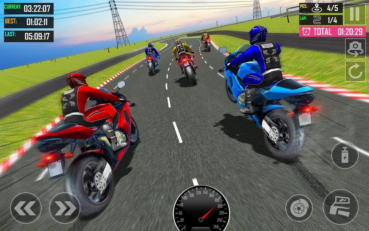 تحميل العبة العالمية Real Bike Racing MOD اصدار 2021 كاملة 2